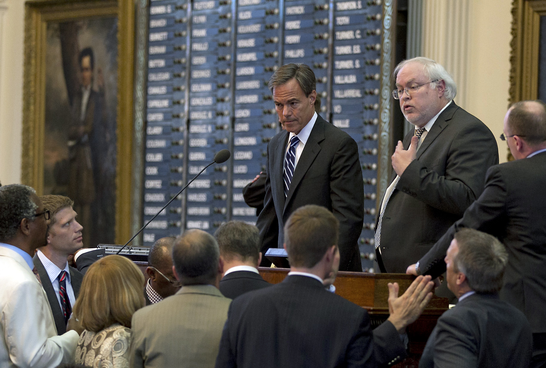Texas House Passes Abortion Law Dems Seek Delay The Blade