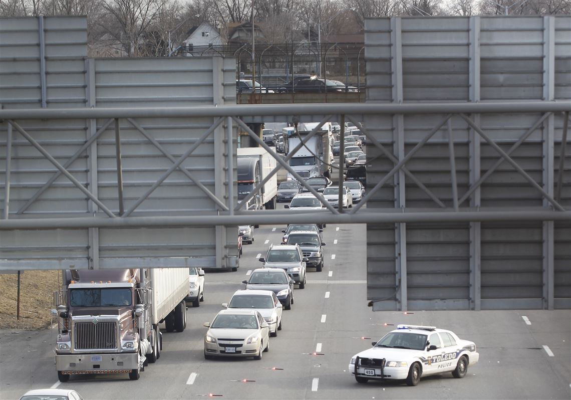 4 downtown I-75 ramps to close this weekend | Toledo Blade