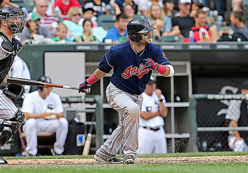 Cleveland-s-Nick-Swisher-hits-an-RBI-singl