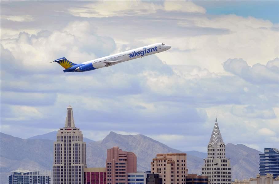 Allegiant Air Las Vegas Flight And Hotel