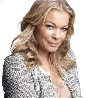 American country singer LeAnn Rimes poses for a portrait in promotion of her album 'Spitfire.'