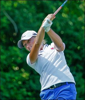 Stacy Lewis, a Toledo native who moved away when she was 2, is the top-ranked American player on the LPGA Tour.