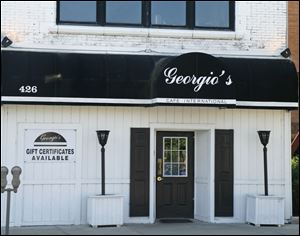 Georgio's Cafe International