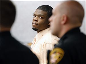 Antwaine Jones was found guilty in the shooting death of one-year-old Keondra Hooks.