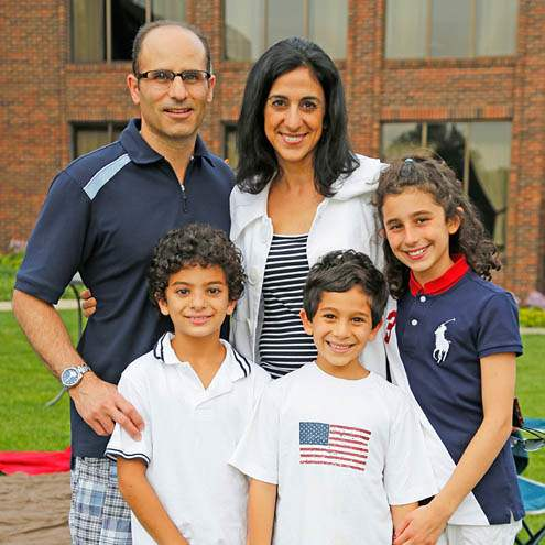 Mike-and-Lela-Rashid-along-with-their-children-fro