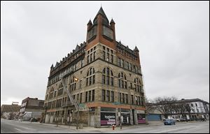 The Pythian Castle at Jefferson Avenue and Ontario Street is on the National Register of Historic Places.
