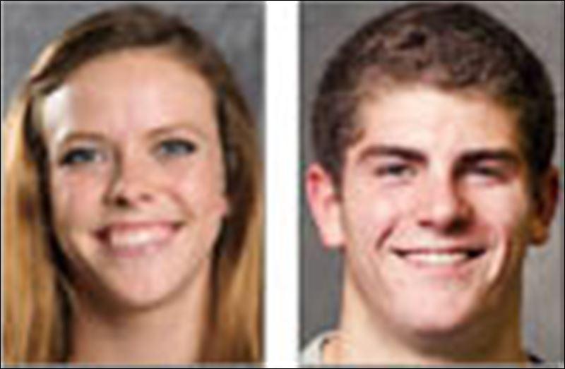 Cheyenne Cousineau and David Colturi will compete in the FINA World Aquatics Championships in Barcelona beginning - Cheyenne-Cousineau-and-David-Coltu
