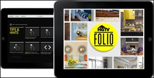 Hanson Inc., a digital media firm in Maumee, spent nearly a year developing the  HGTV Folio iPad app.  Launched by Apple on June 12, it was downloaded more than 40,000 times the first two weeks.