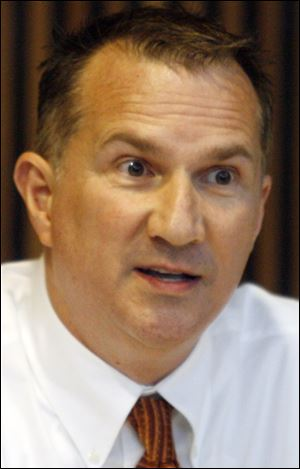 State Rep. Tim Brown says helping people find jobs remains 'the focus of our efforts.'
