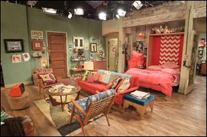 Experts say it isn't likely that real '2 Broke Girls' could afford this ground-floor apartment in New York.