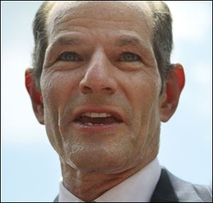 Eliot Spitzer, who stepped down in 2008 amid a prostitution scandal, has a new book.