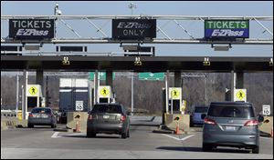 For drivers who travel more than 30 miles on the turnpike and don't have E-ZPass, tolls will climb 2.7 percent as of Jan. 1.