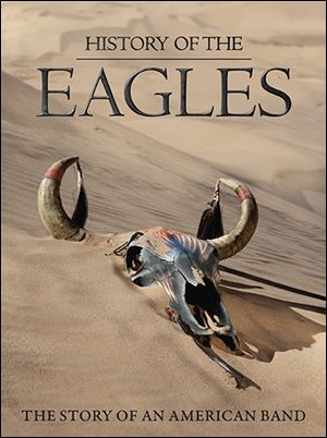 The Eagles DVD box set cover.