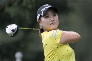 So Yeon Ryu, who won last year's Jamie Farr Toledo Classic at Highland Meadows, ranks fifth on this year's LPGA money list.