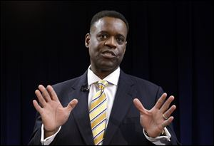 State-appointed emergency manager Kevyn Orr asked a federal judge permission to place Detroit into Chapter 9 bankruptcy protect