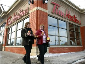 The Tim Hortons chain of coffee shops is a juggernaut in Canada, where it has more locations than McDonald's. However, the brand, named for its hockey-legend founder, hasn't caught on in the United States — it has captured just 2.7 percent of the market since its debut here in 1984.