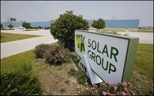 Ohio development officials were unaware that Willard & Kelsey Solar Group, a Perrysburg solar-panel manufacturer that received $10 million in state loads, laid off its staff in January, 2012.