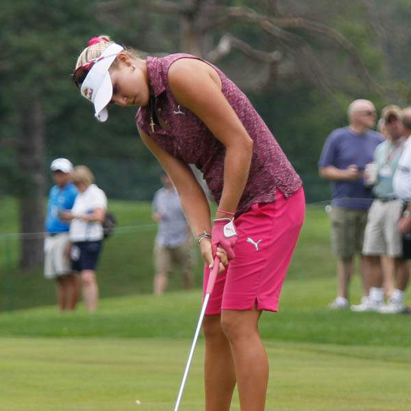 Lexi-Thompson-on-the-third-green