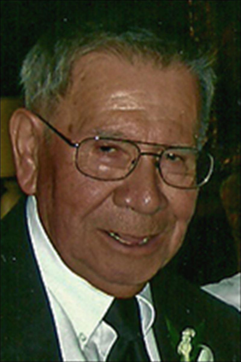 Baldomero Mendieta Gallegos 1929 2013 Accountant Was
