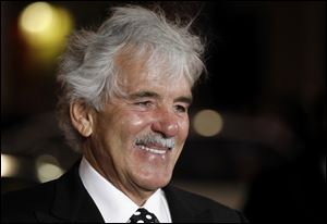 Dennis Farina died today after suffering a blood clot in his lung. He was 69.