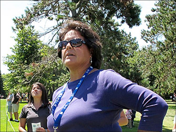 24s4lopez Golf legend Nancy Lopez could be one of the LPGA's star attractions for a senior-tour stop that could be held before the next Marathon Classic.