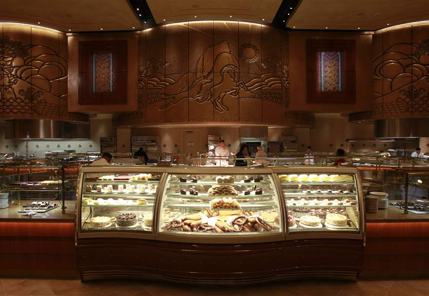 buffet is a starring attraction at hollywood casino toledo the blade rh toledoblade com hollywood casino bay st louis thanksgiving buffet hollywood casino bay st louis dining