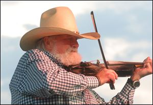 The Charlie Daniels Band performs at 8 p.m. Monday at the Grandstand at Monroe County Fair.