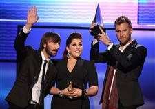 2012-American-Music-Awards-ShowDave-Haywood-from-left-Hillary-Scott-and-Charle