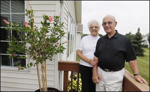 Joyce and Harvey Takacs returned to Ohio instead of  wintering in Arizona. After all that heat and sun, Mr. Takacs said, he wanted to grow old in the area in which he grew up.