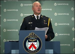 Toronto Police Chief Bill Blair says his force will do all it can to explain how and why a young man was killed in a police shooting incident over the weekend.