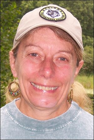 Nancy Warren, National Wolfwatcher Coalition, Great Lakes Regional Director, Ewen, Michigan (Upper Peninsula).