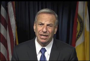 San Diego Mayor Bob Filner is the city's first Democratic mayor in 20 years.