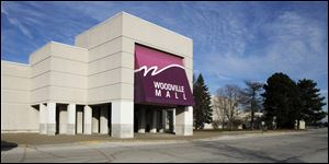 Woodville Mall in Northwood, Ohio, was built in 1969.