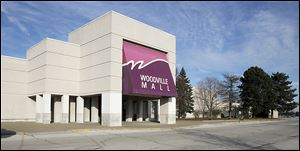 The 778,000-square-foot Woodville Mall was built in Northwood, Ohio, in 1969 and has been closed to the public since December, 2011.