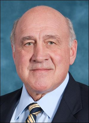 Greg Mattison, University of Michigan defensive coordinator