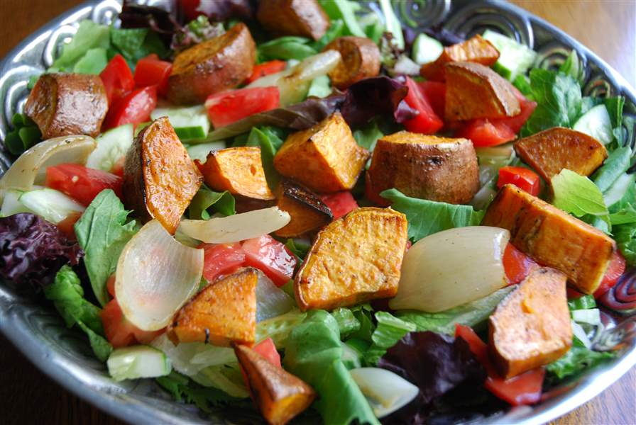 Roasted-Sweet-Potato-Salad-colorful