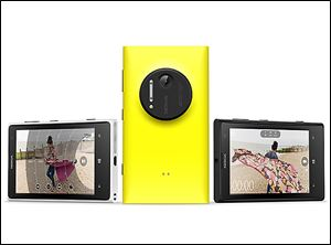 The Nokia Lumia 1020 takes photos that no other smart phone can match with its 41-megapixel camera sensor. The Lumia 1020 costs $300 with a two-year AT&T contract, and takes pictures that are often on par with stand-alone cameras that cost the same.