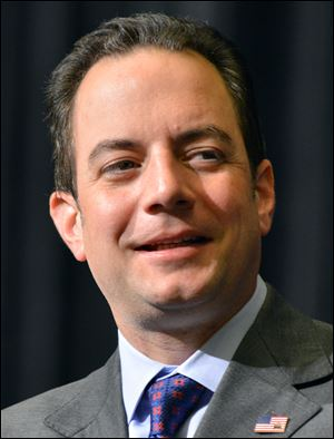 Chairman of the Republican National Committee Reince Priebus