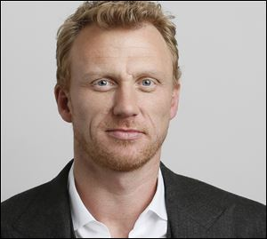 Actor Kevin McKidd will enter his sixth season as Dr. Owen Hunt on ABC's 'Grey's Anatomy.'
