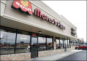 Toledo-based Marco's Pizza announced a fund-raising program where schools could be in line to win $10,000 and a pizza party.