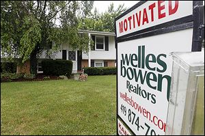The average number of days it took a house to sell in August was 100, down from 119 a year ago. Brad Crown, president of the Toledo Board of Realtors, said reasonably priced homes that are well-maintained won't last even that long.
