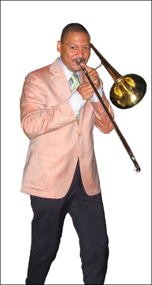 Delfeayo Marsalis will perform, read his children's book, and speak about creativity during his Toledo visit.