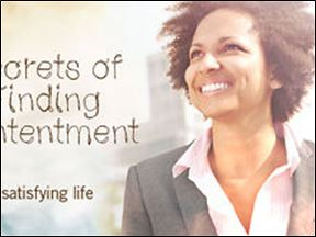 Secrets of Finding Contentment