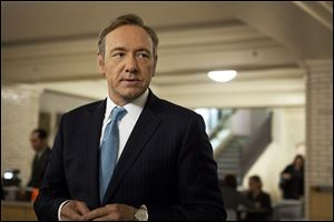 Actor Kevin Spacey stars in the Netflix series 'House of Cards.'
