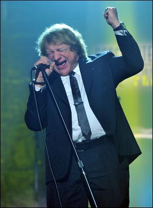 Lou Gramm, the former frontman of Foreigner, is set to perform Saturday at the Monroe Co. Jam.