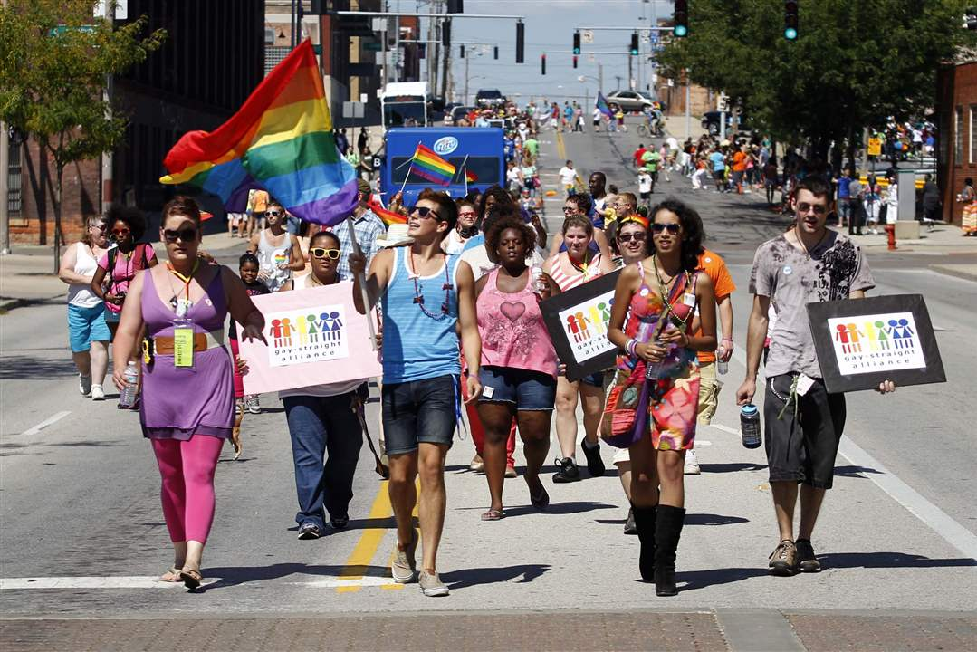Gay lesbian youth groups