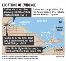 Locations-of-Carp-DNA-evidence