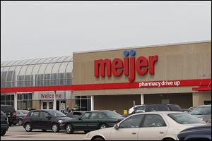 Meijer stores, including this one on Central Avenue, no longer will double coupon values, opting to expand the retailer's digital coupon program called mPerks.