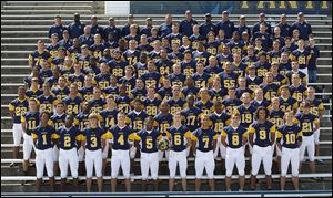 2013 Whitmer Panthers