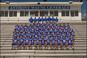 2013 Anthony Wayne Generals